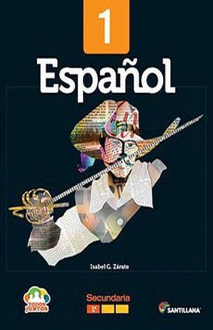 PAQ. ESPAÑOL 1 TODOS JUNTOS SECUNDARIA (INCLUYE CD)