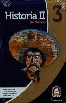 HISTORIA DE MEXICO 2 TODOS JUNTOS ORO TERCER GRADO SECUNDARIA (INCLUYE CD)