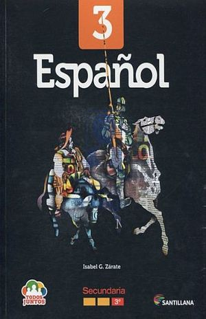 PAQ. ESPAÑOL 3 TODOS JUNTOS SECUNDARIA