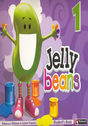 PACK JELLYBEANS 1 (STUDENTS BOOK + CD+ STICKERS)