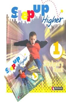 STEP UP HIGHER 1. STUDENTS BOOK (INCLUYE CD)