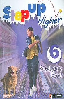 STEP UP HIGHER 6. STUDENTS BOOK (INCLUYE CD)