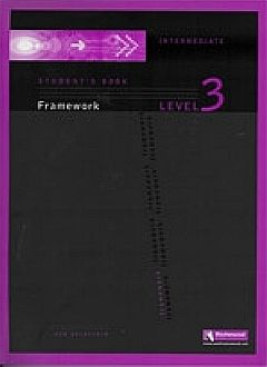 FRAMEWORK LEVEL 3 STUDENTS BOOK INTERMEDIATE (INCLUYE CD)