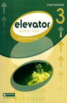 ELEVATOR 3 STUDENTS BOOK. INTERMEDIATE (LIBRO + CD ROM + COMPLEMENTO)