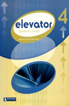 ELEVATOR 4 STUDENTS BOOK PACK (LIBRO + CD ROM + COMPLEMENTO)