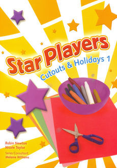 PAQ. STAR PLAYERS 1. STUDENTS BOOK (INCLUYE CD)
