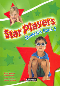 PAQ. STAR PLAYERS 2. STUDENTS BOOK (INCLUYE CD)