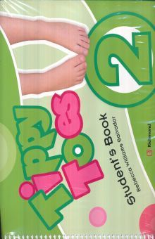 PAQ. TIPPY TOES 2 (STUDENTS BOOK + CD + MY FIRST LETTERS + STICKERS)