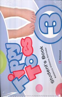 PAQ TIPPY TOES 3 (STUDENTS BOOK + CD + MY FIRST LETTERS + STICKERS)