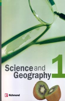 SCIENCE AND GEOGRAPHY 1. STUDENT BOOK (INCLUYE CD)