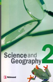 SCIENCE AND GEOGRAPHY 2. STUDENT BOOK (INCLUYE CD)