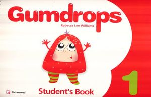 PAQ. GUMDROPS 1 (STUDENTS BOOK + STUDENTS RESOURCE PACK + CD)