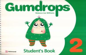 PAQ. GUMDROPS 2 (STUDENTS BOOK + STUDENTS RESOURCE PACK + CD)