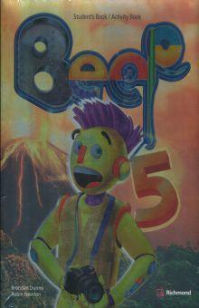 BEEP 5. STUDENTS BOOK (INCLUYE CD)