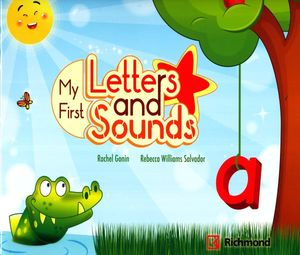 PAQ. MY FIRST LETTERS AND SOUNDS A (STUDENTS BOOK + CCD)