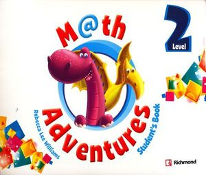 PAQ. MATH ADVENTURES 2 (STUDENTS BOOK + RESOURCE + SRCD)