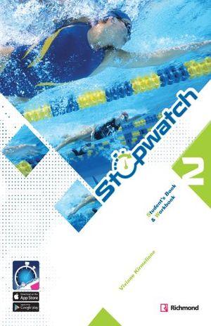 PACK STOPWATCH 2 (SB&WB + CD + SPIRAL)