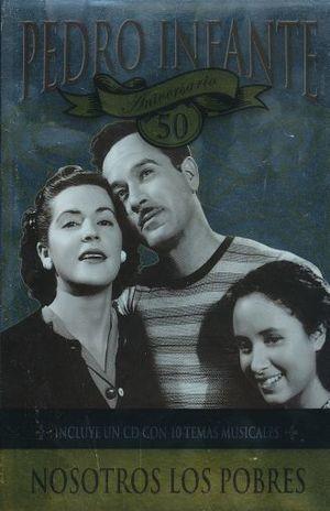 NOSOTROS LOS POBRES / DVD + CD