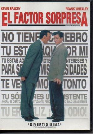 FACTOR SORPRESA, EL / DVD