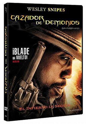 CAZADOR DE DEMONIOS / DVD