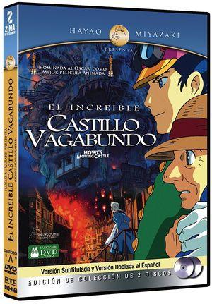 INCREIBLE CASTILLO VAGABUNDO, EL / EDICION ESPECIAL / DVD