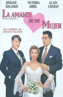 AMANTE DE MI MUJER, LA / DVD