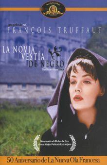 NOVIA VESTIA DE NEGRO, LA / DVD