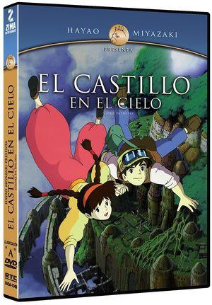 CASTILLO EN EL CIELO, EL / DVD