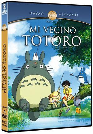 MI VECINO TOTORO / DVD
