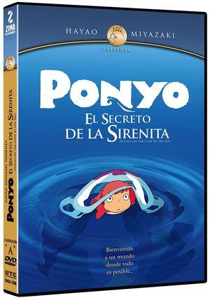 SECRETO DE LA SIRENITA, EL / DVD