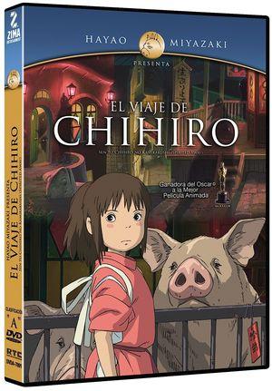 VIAJE DE CHIHIRO, EL / DVD