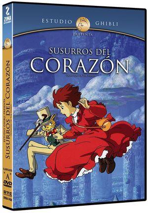 SUSURROS DEL CORAZON / DVD