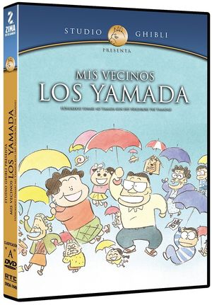 MIS VECINOS LOS YAMADA / DVD