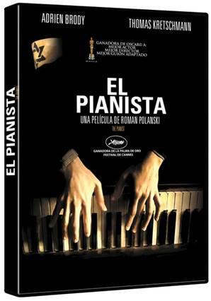 PIANISTA, EL / DVD