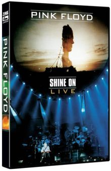 SHINE ON LIVE / DVD