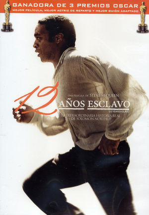 12 AÑOS DE ESCLAVO / DVD