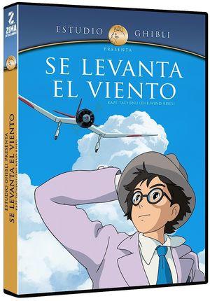 SE LEVANTA EL VIENTO / DVD