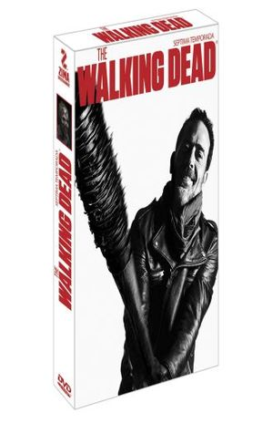 THE WALKING DEAD / SEPTIMA TEMPORADA / DVD