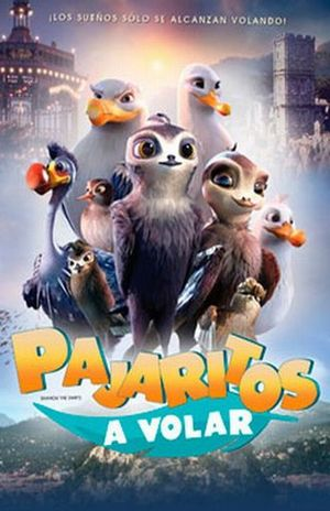 MANOU THE SWIFT / PAJARITOS A VOLAR / DVD