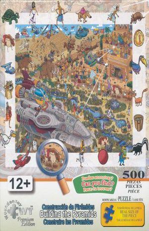 R.C. CONSTRUCCION DE PIRAMIDES 500 PZAS.