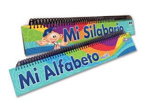 Alfabeto móvil con silabario