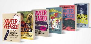 Paquete Xavier Velasco / 6 vols.