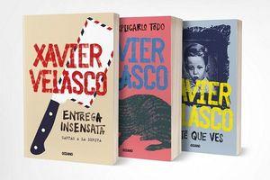 Paquete Xavier Velasco / 3 vols.