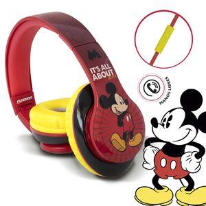 Audífonos diadema manos libres Mickey Disney