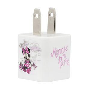 Clavija cargador 1 entrada Disney Minnie
