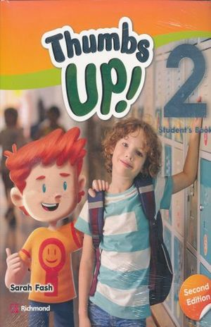 PAQ. THUMBS UP 2 / 2 ED. (STUDENTS BOOK + CD + TEST + READING BOOK + SPIRAL)