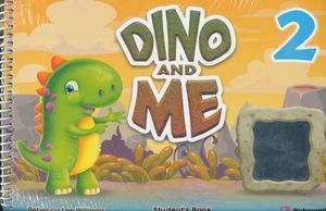 PAQ. DINO AND ME 2 (INCLUYE STUDENTS BOOK + CD + RESOURCE BOOK)