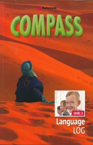 PAQ. COMPASS LEVEL 3 LANGUAGE LOG / BONDING BOOKLET 3 / INCLUYE CUADERNO CAPTAINS LOG