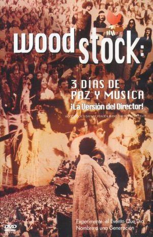 WOODSTOCK 3 DIAS DE PAZ Y MUSICA. LA VERSION DE L DIRECTOR / DVD