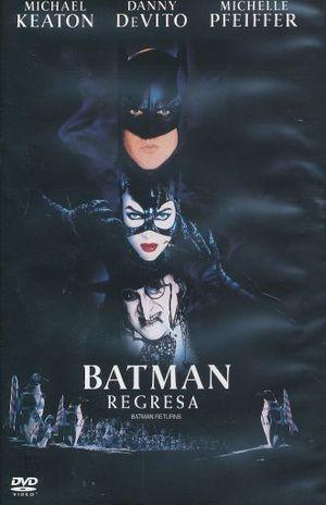 BATMAN REGRESA / DVD